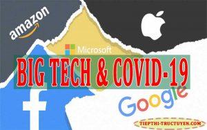 Vị thế big tech và siêu đô thị trong covid-19